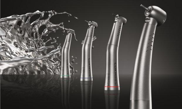 Instrumenty stomatologiczne KaVo turbiny, kątnice piaskarki