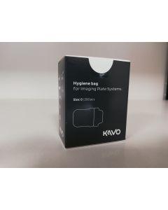 Osłonki foliowe KaVo na płytkę fosforową rozmiar 0