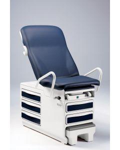 Ritter 204 - fotel ginekologiczny medyczny z gniazdem elektrycznym